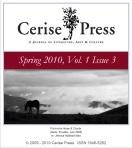 Cerise Press Spring 2010