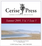Cerise Press Summer 2009