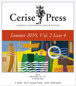 Cerise Press Summer 2010