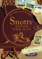 Snotty Saves the Day cover